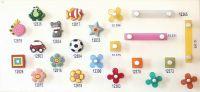 TETRA úchytka dětská multicolor
