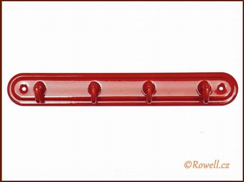 H4 Čtyřháček červený / červen